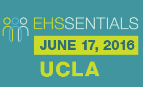 EHSSENTIALS UCLA 2016