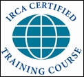 IRCA Training Courses Logo