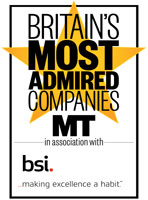 Management Today In Partnership With BSI Is Looking To Promote Those Companies For Which Excellence Represents Far More Than A Buzzword