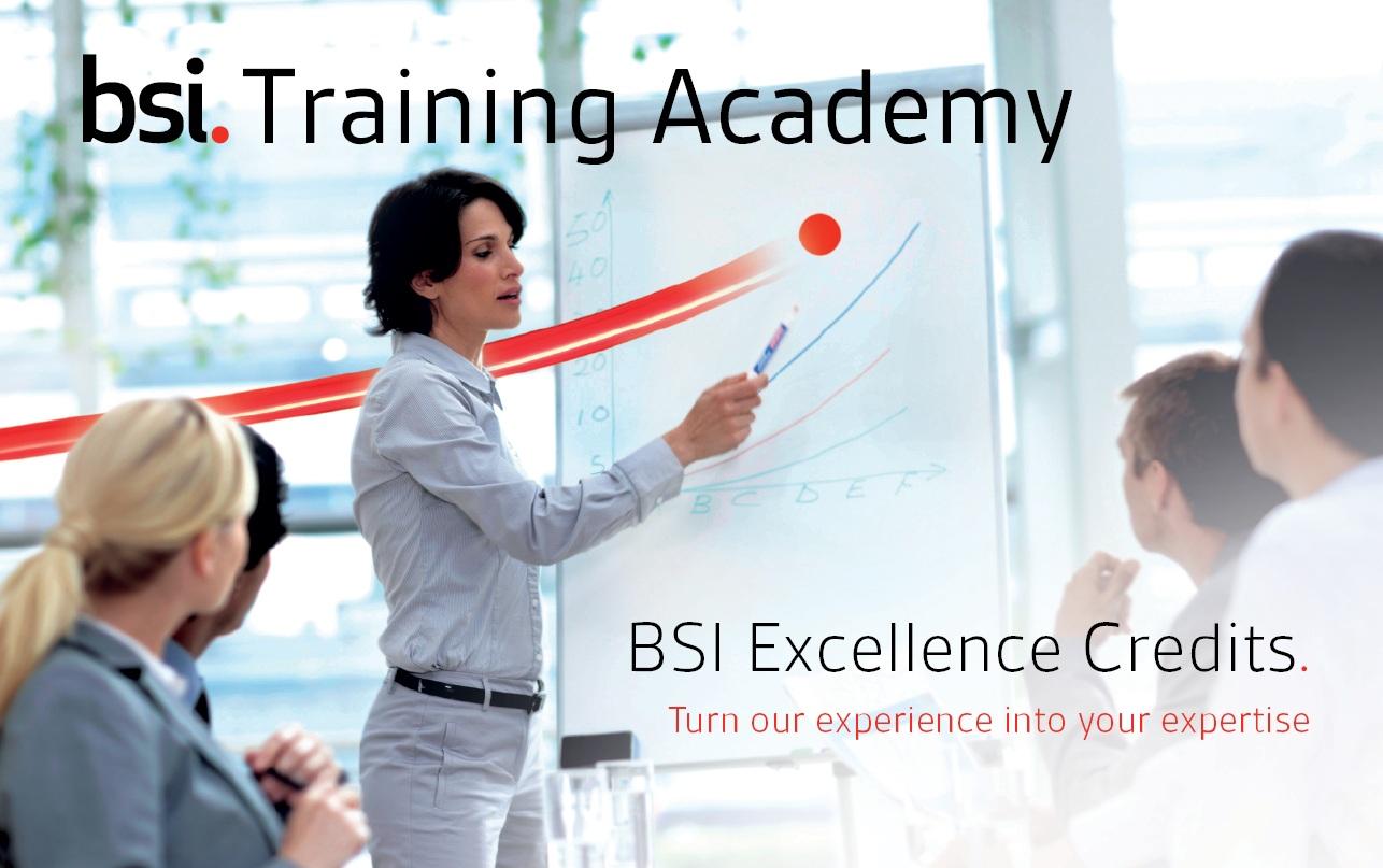 Training Academy Credit