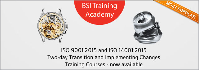 Get ahead of your competition with BSI Training Academy