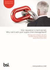 Supply Chain Solutions Brochure
