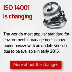 Read more about ISO 14001 change