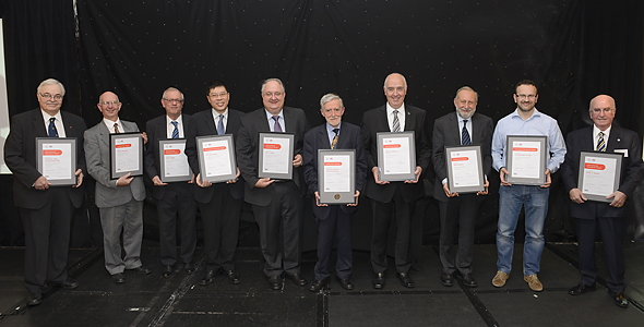 BSI Standards Awards 2014 - winners