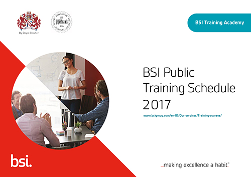 Bsi Certification Services