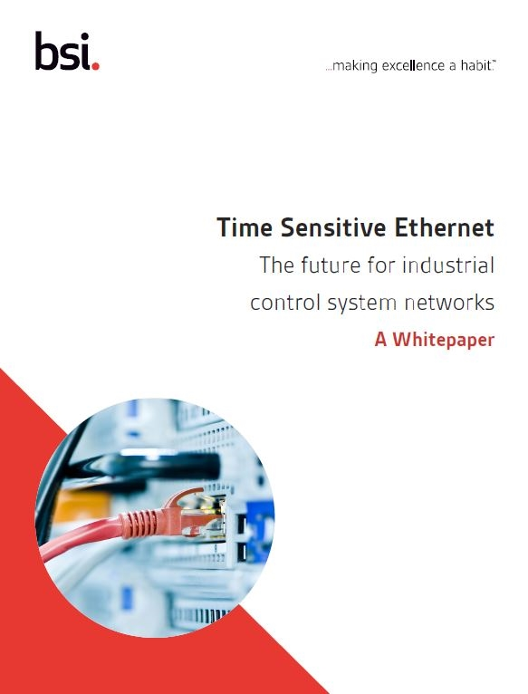 Time Sensitive Ethernet whitepaper