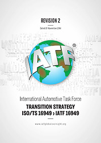 Revision-2.0 (22 Nov'16) IATF 16949 Transition strategy and requirements guide by IATF