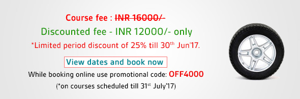 limited period discount on IATF 16949 training courses