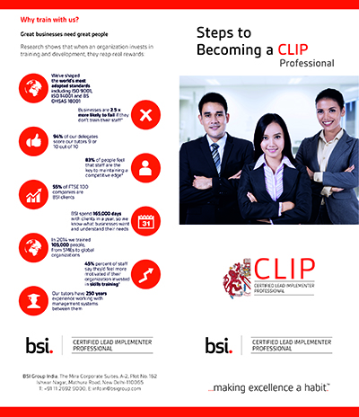Download Course Guide for CLIP Training Courses
