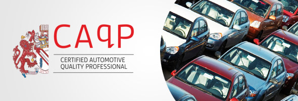 Certified Automotive Quality Professional - Training Programme