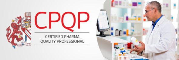 Certified Pharmaceutical Quality Professional Training
