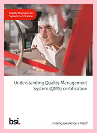 ISO 13485 Quality Management System Flyer