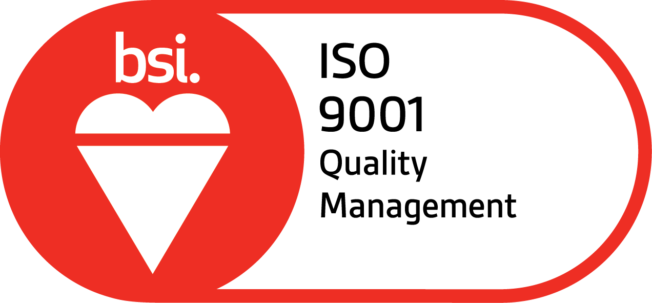 BSI驗證標誌範例