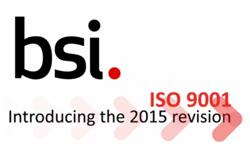 Introducing the ISO 9001 Revision
