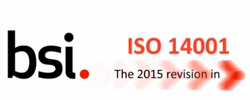 ISO 14001 revision