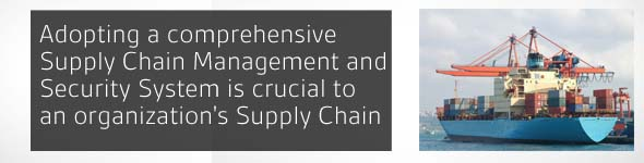 Supply chain solution banner
