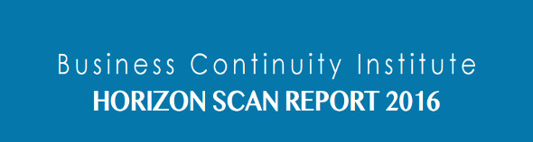 BSI BCI horizon scan report