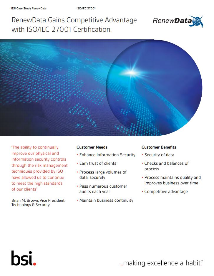 RenewData case study cover