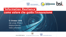 Information Resilience evento