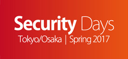 Security Days Spring 2017