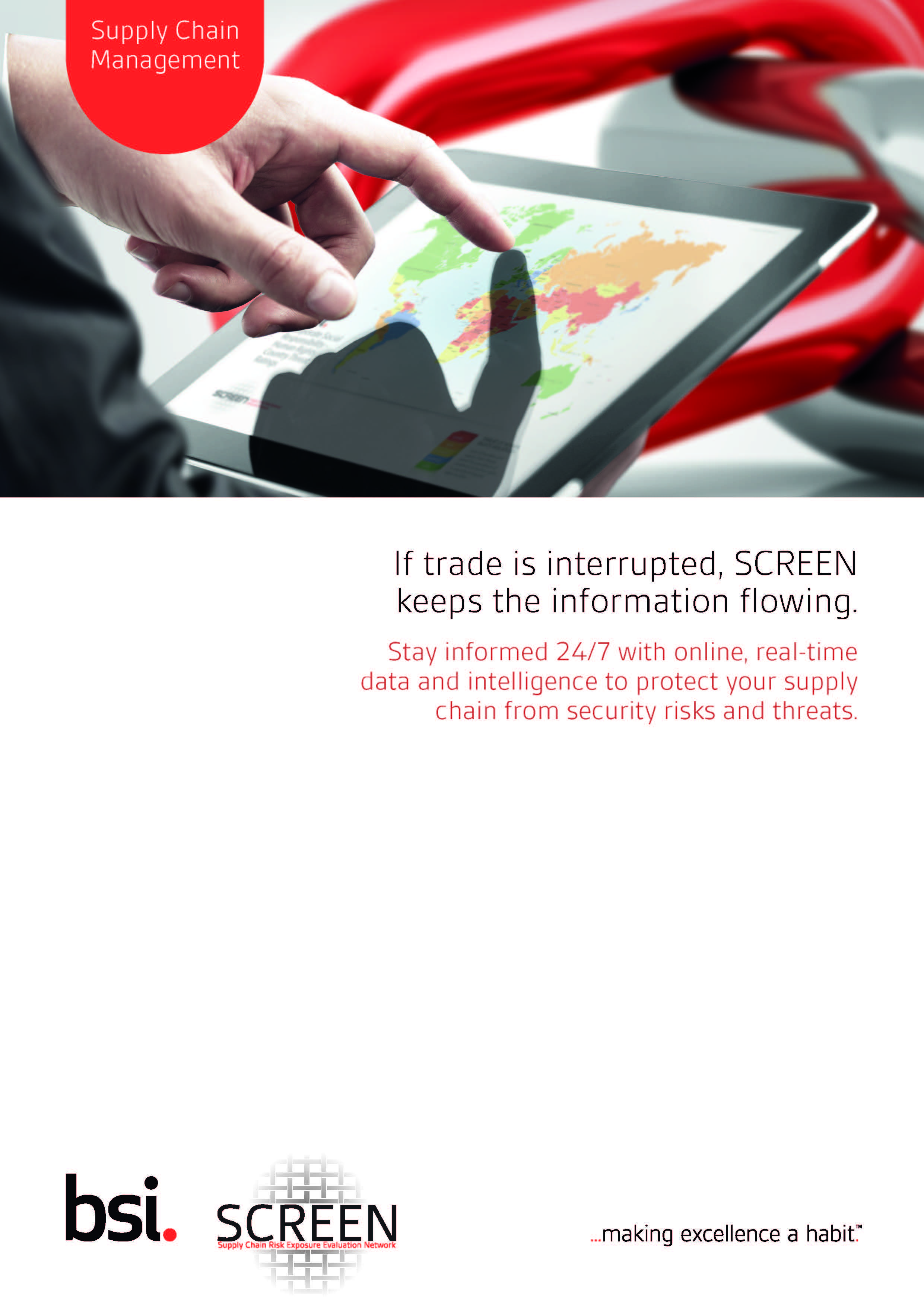SCREEN Brochure