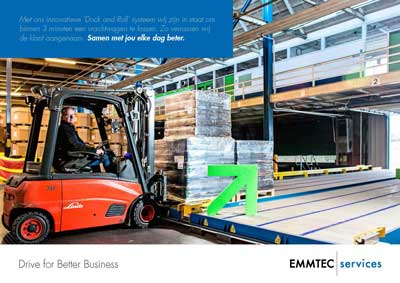Dock and Roll System EMMTEC