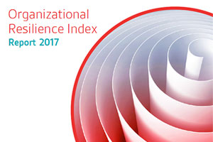 Organizational Resilience index report