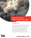 csr risk index cover