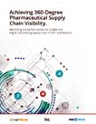 Pharmaceutical Supply Chain Visibility whitepaper cover