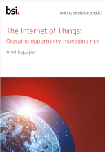 Iot Grasping opp managing risk