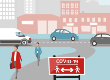 New guidance on safe working during the COVID-19 pandemic