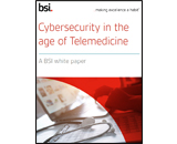 Cybersecurity in the age of telemedicine