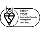 mark of trust certified ISOIEC-27001 information security management