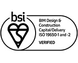 Mark of Trust Verified BIM design and construction capital delivery
