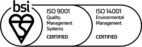 Mark of Trust ISO 9001 +  ISO 14001