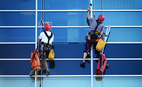 ppe window cleaning