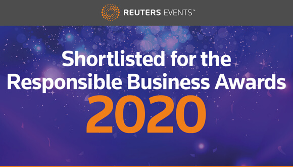 Reuters Events Responsible Business Awards 2020