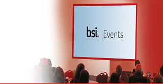 Events and conferences | BSI Group