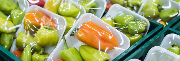 Food packaging and packaging materials