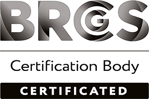 BRCGS Global Standards Certification Body Logo