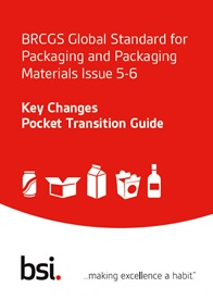 BRC Packaging and Packaging Materials Standard Issue 6 | BSI Group