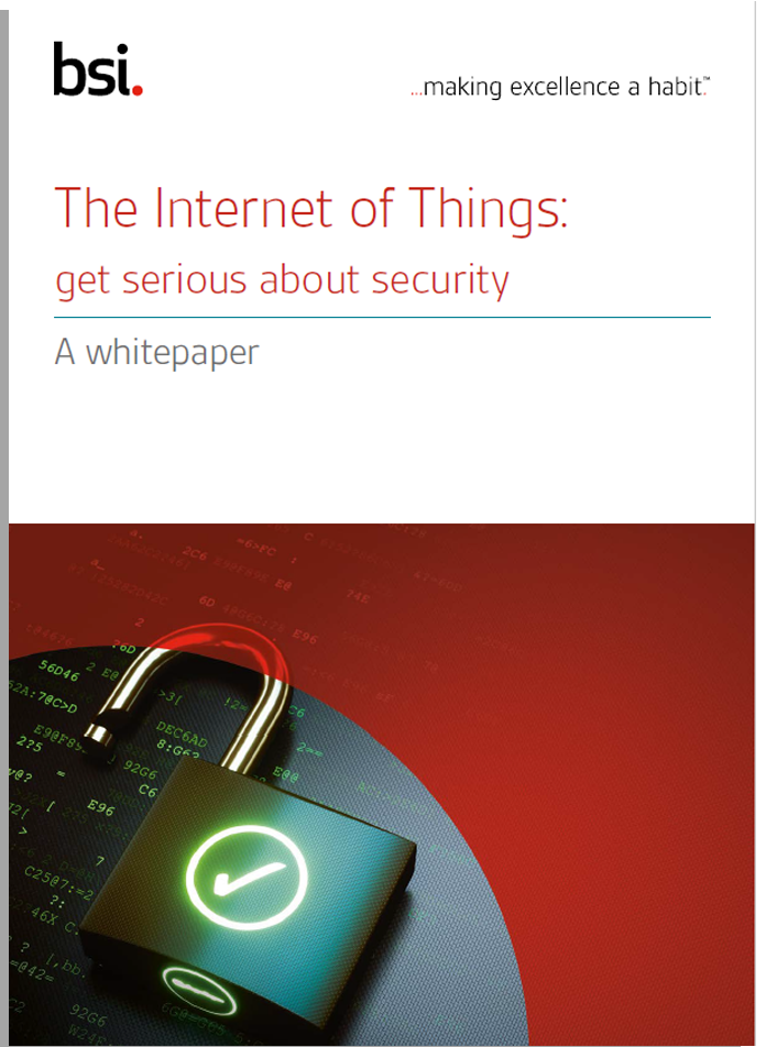 IoT Security whitepaper