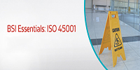BSI Essentials: ISO 45001