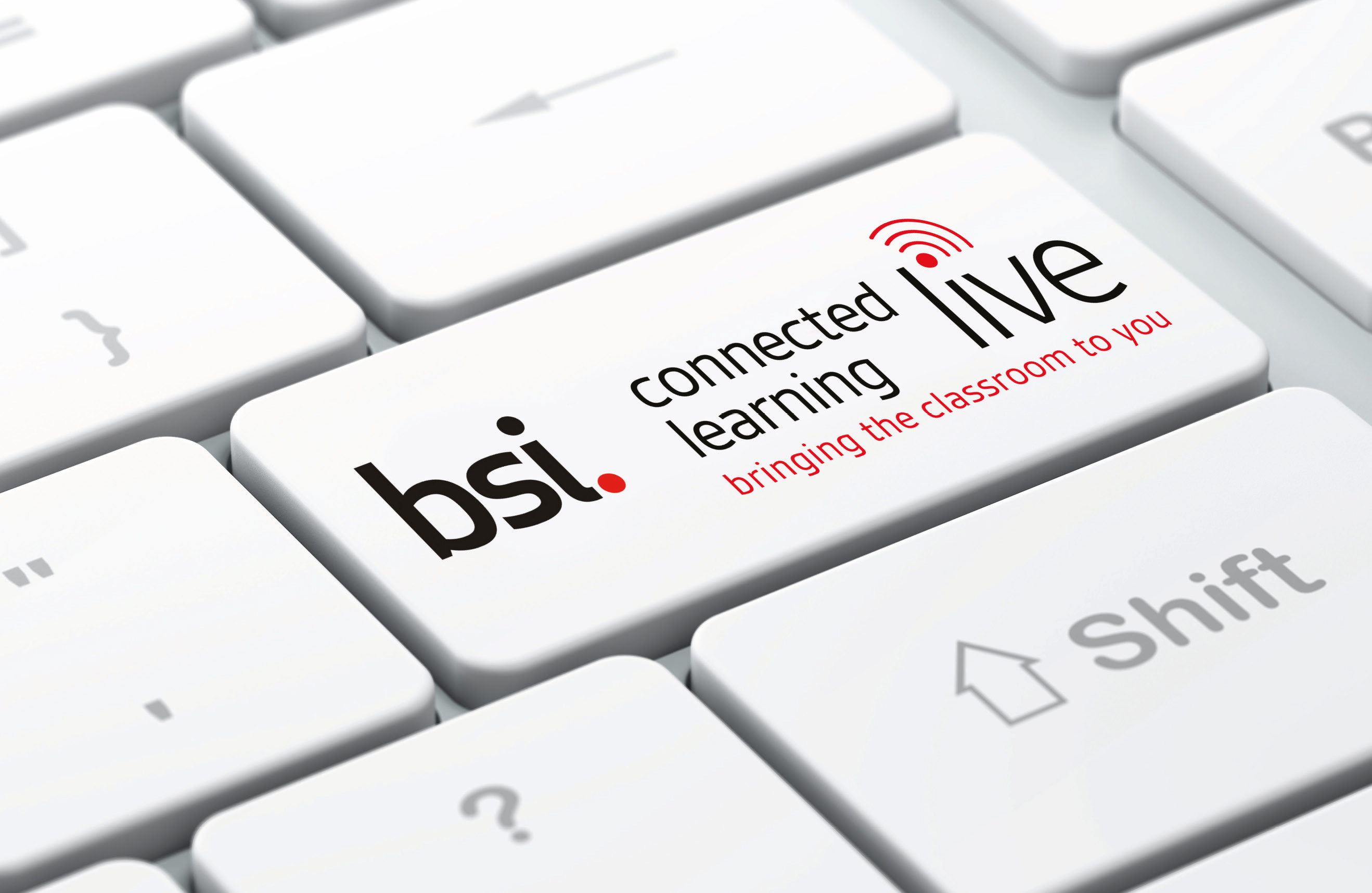 Connected Learning Live button