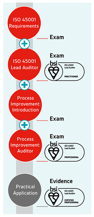 ISO 45001 Lead Auditor pathway
