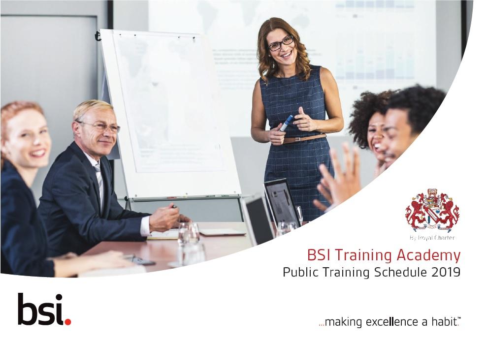 BSI Group Indonesia Standards, Training, Testing, Assessment