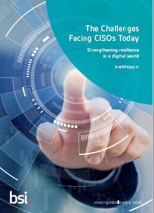 The Challenges Facing CISOs Today