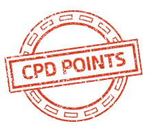 CPD points applicable