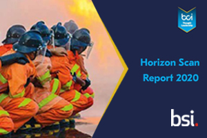 Get the latest insight on future threats, alongside previous disruptions, in this years' BCI Horizon Scan Report.