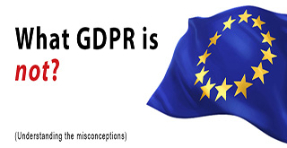 What GDPR is not